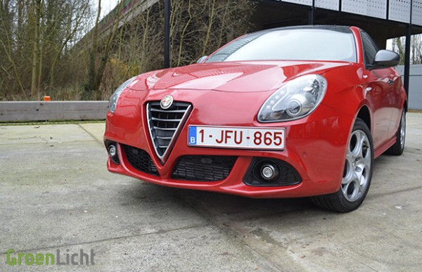 Rijtest: Alfa Romeo Giulietta Sprint 1.4 MultiAir