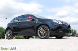 Rijtest: Alfa Romeo MiTo SBK