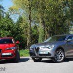 Kort Getest: Alfa Romeo Stelvio (2017)