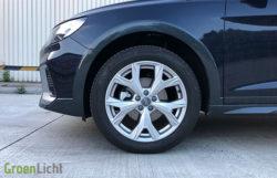 Rijtest: Audi A1 citycarver 35 TFSI 116 pk (2020)