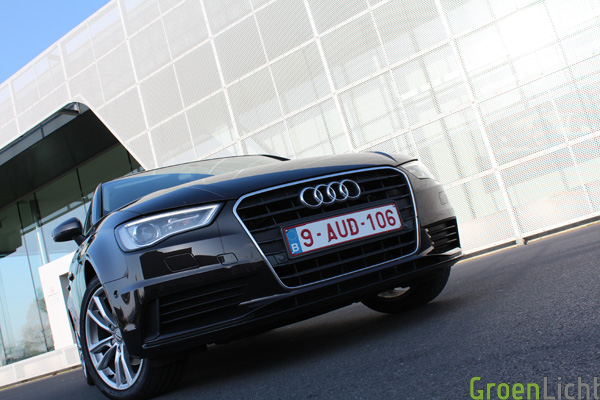Rijtest Audi A3 Berline 1.6 TDI S-Tronic 13