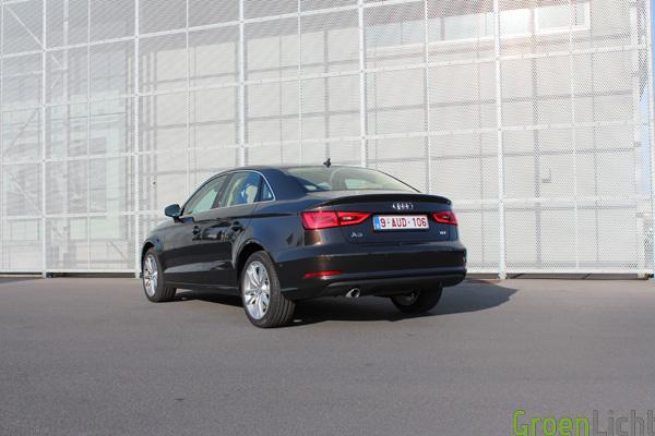 Rijtest Audi A3 Berline 1.6 TDI S-Tronic 14
