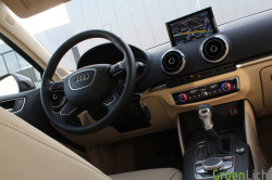 Rijtest Audi A3 Berline 1.6 TDI S-Tronic 26
