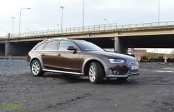 Rijtest: Audi A4 Allroad 2.0 TDI 2014