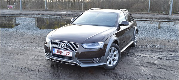 Rijtest: Audi A4 Allroad 2.0 TDI