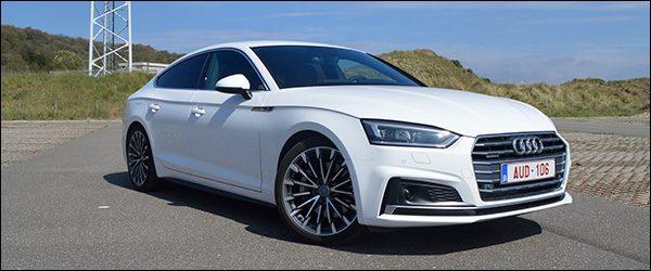 Rijtest: Audi A5 Sportback 2.0 TFSI (2016)