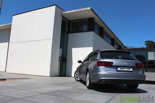 Rijtest - Audi A6 Avant - 01