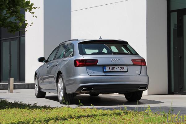 Rijtest - Audi A6 Avant - 07
