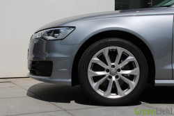 Rijtest - Audi A6 Avant - 10