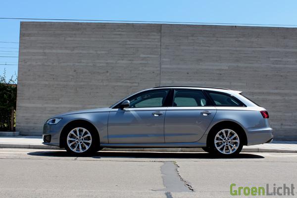 Rijtest - Audi A6 Avant - 12