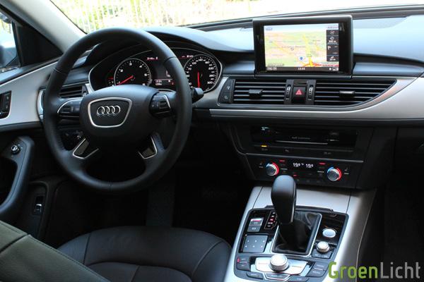 Rijtest - Audi A6 Avant - 17