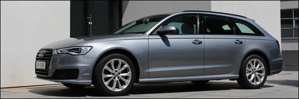 Rijtest - Audi A6 Avant - Header