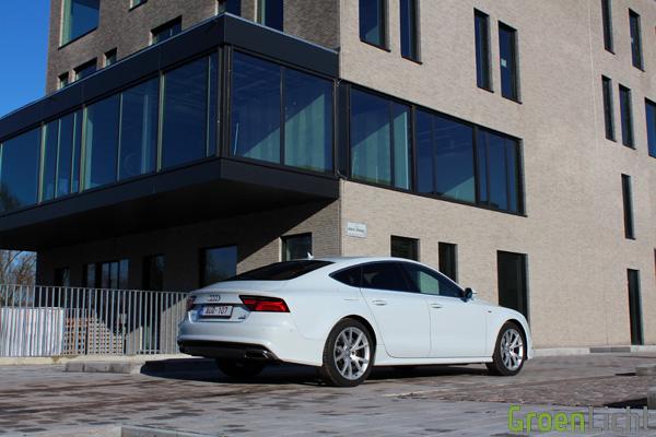 Rijtest - Audi A7 MY2014 01