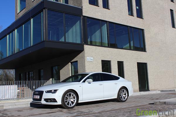 Rijtest - Audi A7 MY2014 02