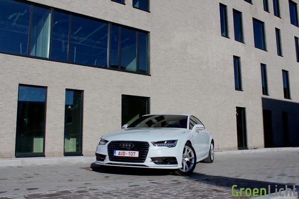 Rijtest - Audi A7 MY2014 05
