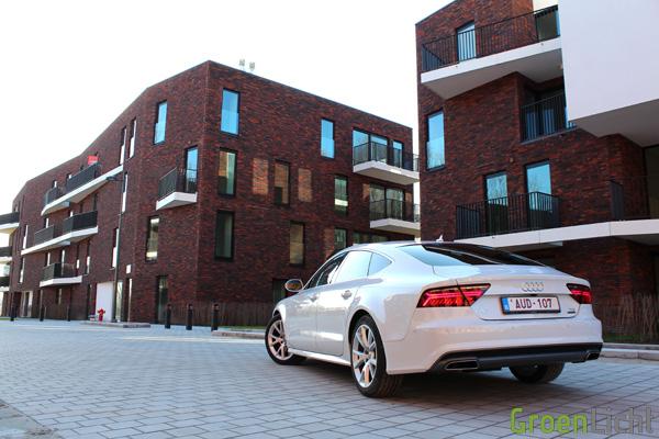 Rijtest - Audi A7 MY2014 06