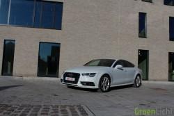 Rijtest - Audi A7 MY2014 16