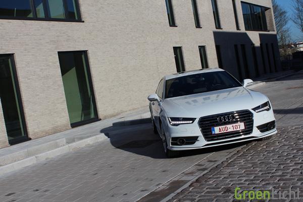 Rijtest - Audi A7 MY2014 17