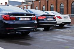Triotest: Audi A8 L 3.0 TDI vs. BMW 7-Reeks 750Li vs. Mercedes S-Klasse S350L