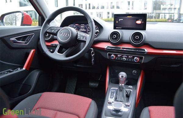 Rijtest: Audi Q2 SUV Crossover 1.4 TFSI COD (2016)