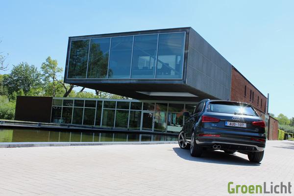 Rijtest - Audi Q3 MY2015 - 01
