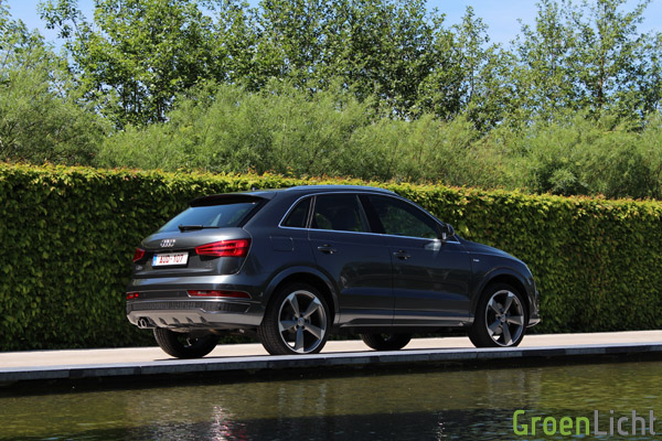 Rijtest - Audi Q3 MY2015 - 07