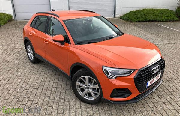 Rijtest: Audi Q3 SUV 35 TFSI 150 pk S Tronic (2019)