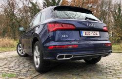 Rijtest: Audi Q5 55 TFSI e plug-in hybride 367 pk PHEV SUV (2019)