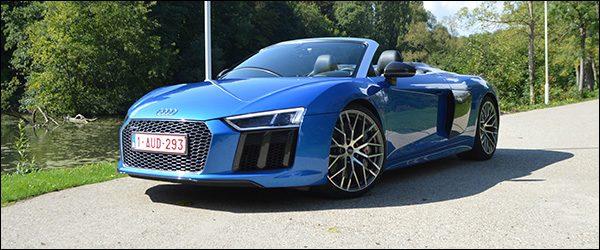 Er komt geen nieuwe Audi R8!