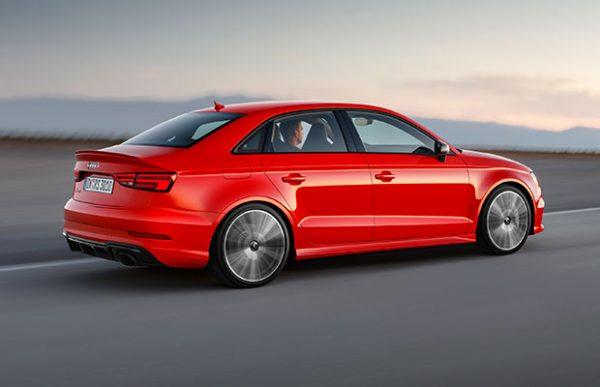 Rijtest: Audi RS3 Berline 2.5 TFSI quattro (2017)