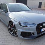 Rijtest: Audi RS4 Avant 2.9 TFSI B9 (2017)