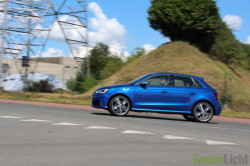 Rijtest - Audi S1 - Review 25
