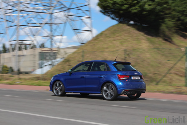 Rijtest - Audi S1 - Review 28