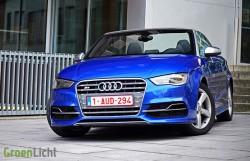Rijtest: Audi S3 Cabriolet