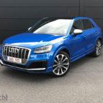 Rijtest: Audi SQ2 SUV 2.0 TFSI S-Tronic quattro 300 pk (2019)