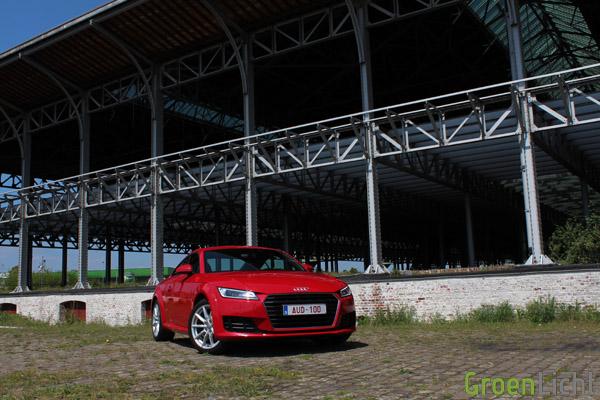 Rijtest - Audi TT 2015 - 01