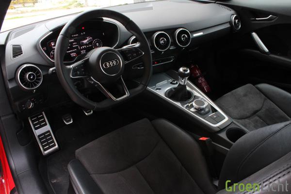 Rijtest - Audi TT 2015 - 14