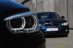 Rijtest - BMW 116d vs 118d - 1-Reeks LCI02