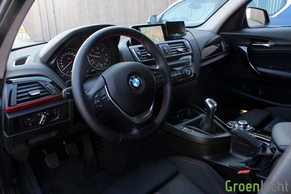 Rijtest - BMW 116d vs 118d - 1-Reeks LCI08