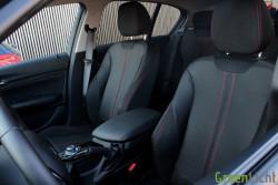 Rijtest - BMW 116d vs 118d - 1-Reeks LCI11