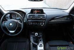 Rijtest - BMW 116d vs 118d - 1-Reeks LCI12