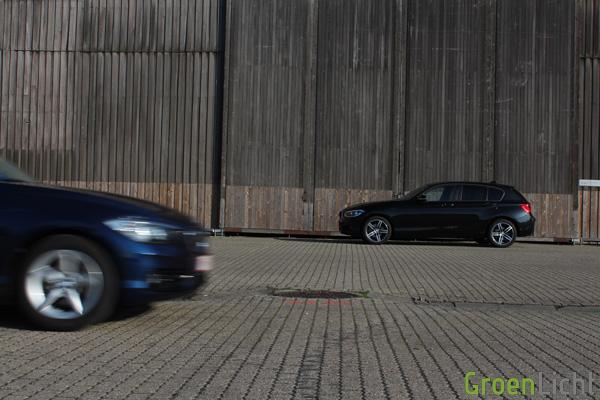 Rijtest - BMW 116d vs 118d - 1-Reeks LCI16