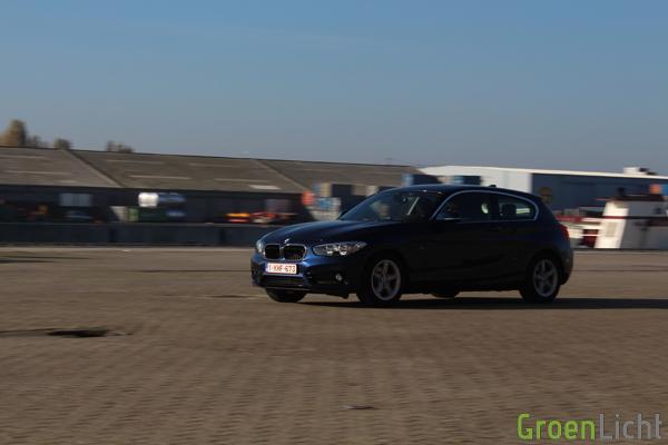 Rijtest - BMW 116d vs 118d - 1-Reeks LCI17