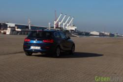 Rijtest - BMW 116d vs 118d - 1-Reeks LCI18