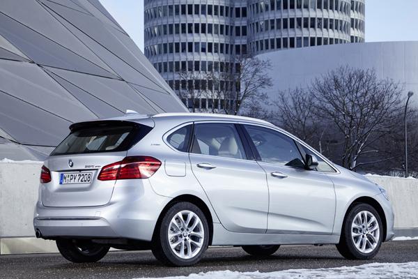 Rijtest - BMW 2-Reeks 225xe - 13