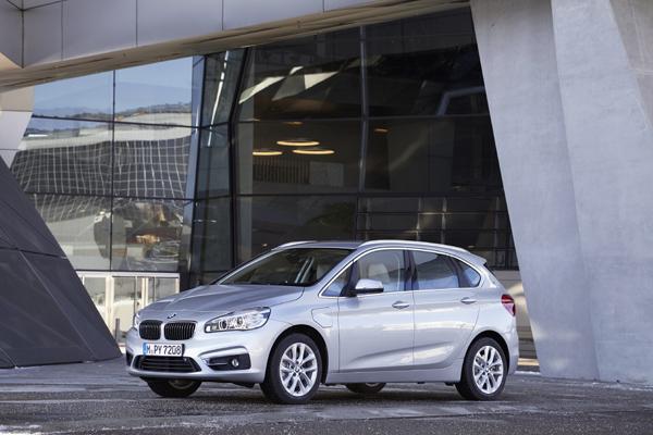 Rijtest - BMW 2-Reeks 225xe - 14