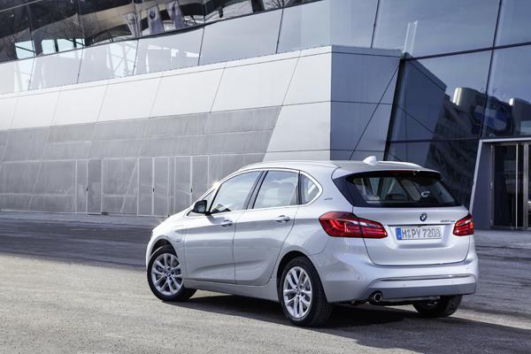 Rijtest - BMW 2-Reeks 225xe - 15