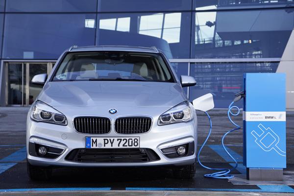 Rijtest - BMW 2-Reeks 225xe - 16