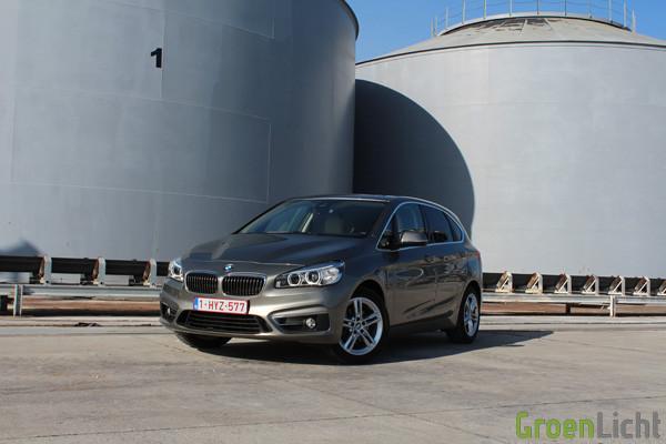 Rijtest - BMW 2-Reeks Active Tourer - 01
