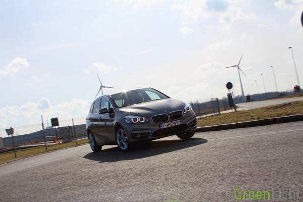 Rijtest - BMW 2-Reeks Active Tourer - 13